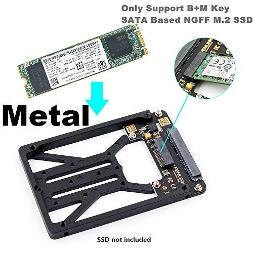 M.2 NGFF SATA SSD to 2.5