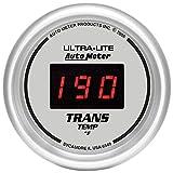 Auto Meter 6549 Ultra-Lite Digital Transmission Temperature Gauge