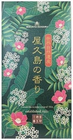 三國屋善五郎 屋久島の香り 50g お茶 日本茶 煎茶 日本茶 鹿児島 茶葉 リーフ