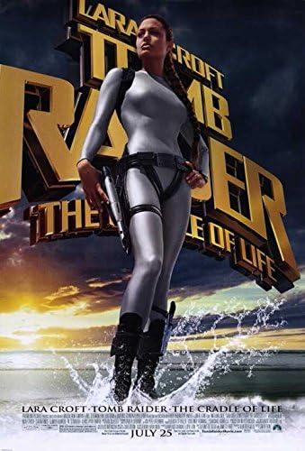 Amazon Com Lara Croft Tomb Raider The Cradle Of Life Poster 11