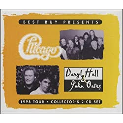 Best Buy Presents Chicago / Daryl Hall & John Oates: 1998 Tour Collector's 2 CD Set