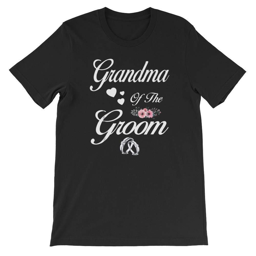 DKH-store Grandma of The Groom Wedding Party Unisex T-Shirt