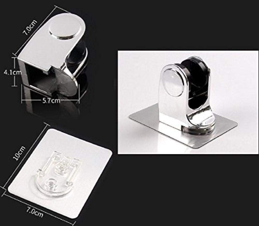supporto adesivo-02 Supporto da parete per doccia con supporto per doccia portatile senza chiodo Supporto da parete per bagno con disco adesivo -New/_Adhesive/_Holder-01