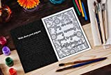 Beautiful Bible Verse Adult Coloring Book: A