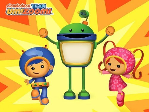(Team Umizoomi ~ Edible Image Cake Topper by)
