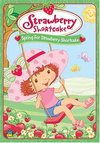 Strawberry Shortcake Life - Strawberry Shortcake - Spring For Strawberry Shortcake
