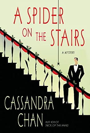 book cover of A Spider on the Stairs