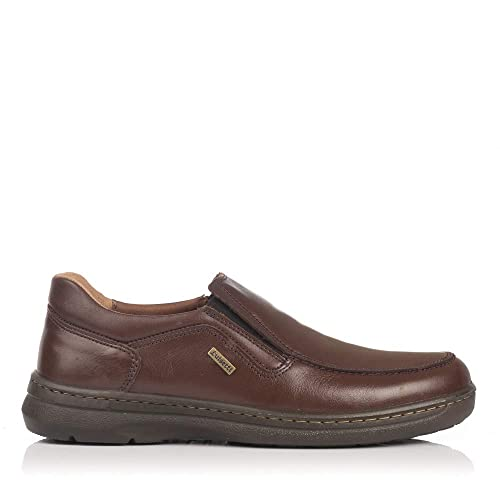 LUISETTI 24814 Mocasin Piel Punteado Hombre: Amazon.es: Zapatos y complementos