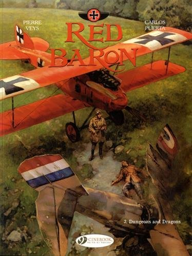 Dungeons and Dragons Red Baron by Pierre Veys 2016-01-07 ...