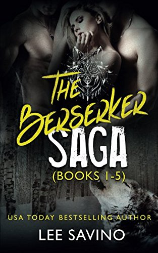 The Berserker Saga - Books 1-5 by Independently published