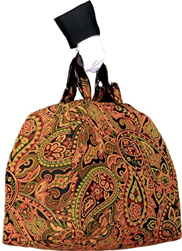 Vintage & Retro Handbags, Purses, Wallets, Bags Deluxe Mary Poppins/Steampunk Carpet Bag- Theatrical Quality $139.99 AT vintagedancer.com