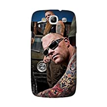 Exquisite Designs five finger death punch tattoo cars dreadlocks print Case Cover for Samsung Galaxy S3 Design By [Nathan Overstreet]
