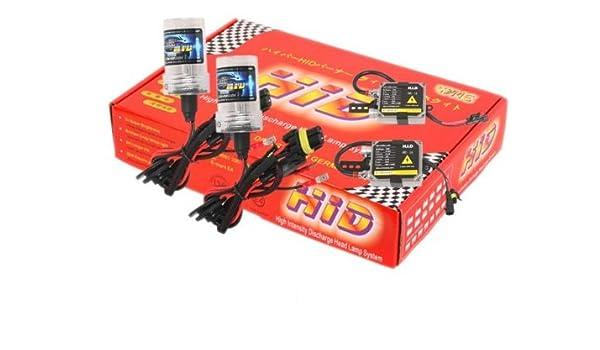 Xenon Hid Conversion Kit Wiring Diagram on