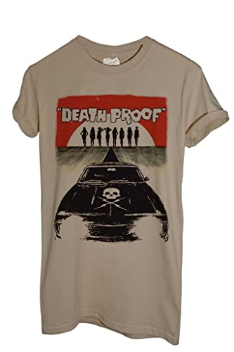 T-Shirt DEATH PROOF A PROVA DI MORTE TARANTINO - FILM by MUSH Dress Your Style