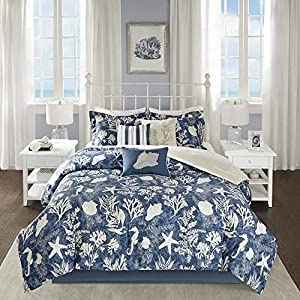 515PVke1mQL._SS300_ Coastal Bedding Sets & Beach Bedding Sets