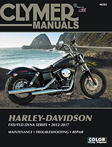 harley davidson fxd dyna series 2006 2011 clymer manuals rh amazon com 2008 Harley-Davidson FXDF Dyna Fat Bob 2008 Fat Bob Battery Location