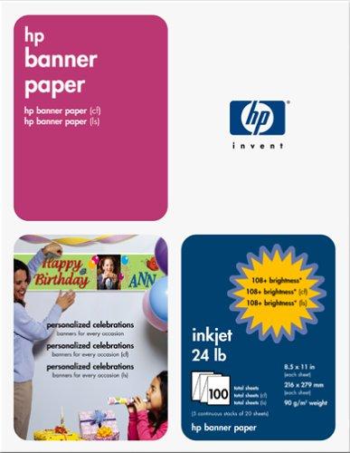 Hewlett Packard C1820A Banner Paper