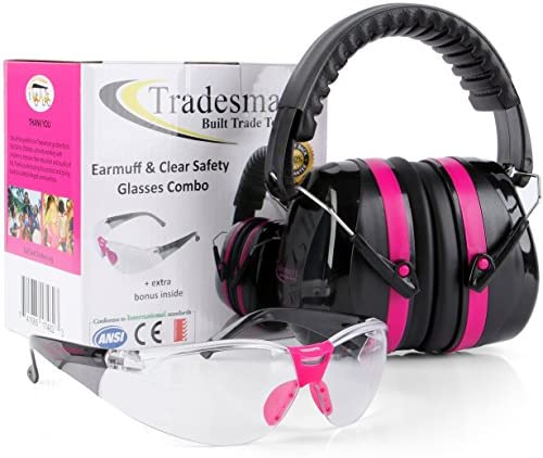 TRADESMART Muffs Tinted Safety Glasses product image