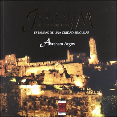 Book JERUSALEM SE ESCRIBE CON M (Spanish Edition)
