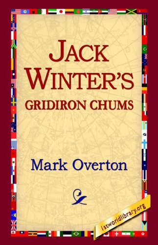 Read Online Jack Winters' Gridiron Chums ebook