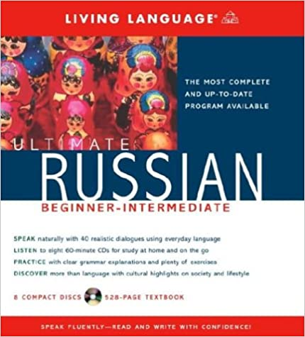 Ultimate russian beginner intermediate cdbook ultimate beginner ultimate russian beginner intermediate cdbook ultimate beginner intermediate large type large print edition edition fandeluxe Image collections