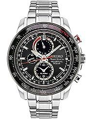Seiko Mens Sportura Solar Perpetual Chronograph Watch
