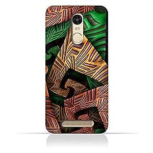 AMC Design Xiaomi Mi Note Fractal Art 04 Design Case - Multi Color