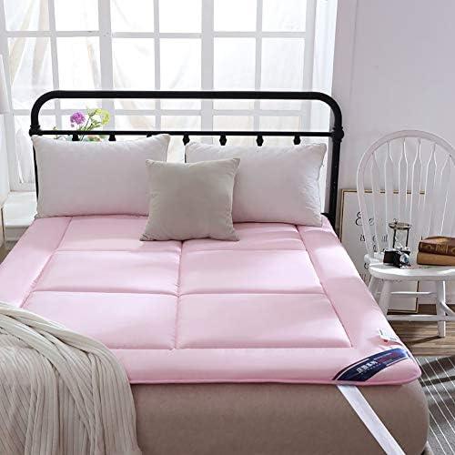 1 ダブル 畳 マットレス プロテクター トッパー, 寮 とろみ パッドを睡眠 布団 快適 スポンジ ベッドのマット-B 90x200x4cm