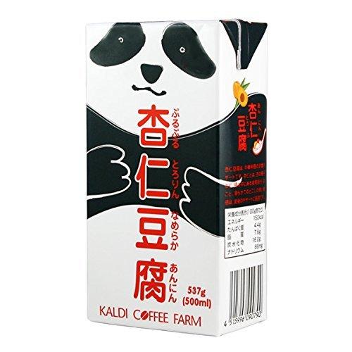 パンダ杏仁豆腐のサムネイル画像