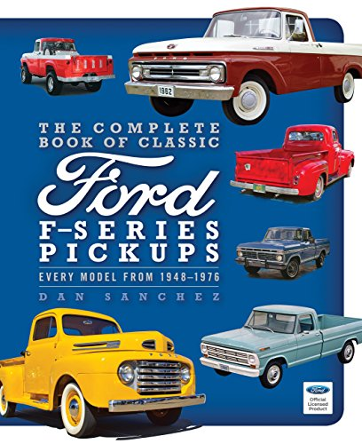 The Complete Book of Classic Ford F-Series Pickups: Every Model from 1948-1976 (Complete Book Series)
