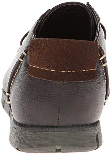 Madden Mens Wiley Fashion Sneaker Marron Foncé