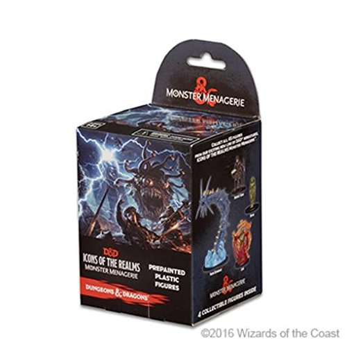 (Icons of the Realms - Monster Menagerie Booster Pack by d.Co (Original Version))