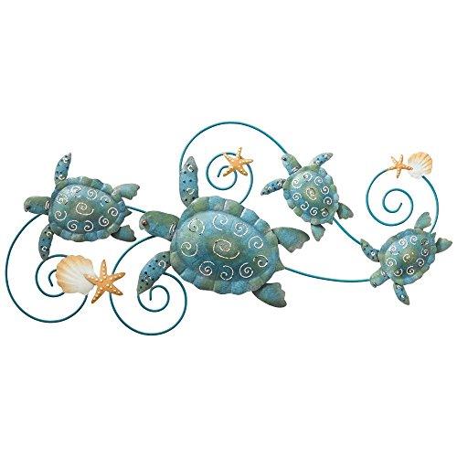 "Regal Art &Gift Sea Turtle Wall Decor, 31"""