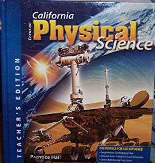 Focus on physical science california edition california science focus on california physical science california science explorer fandeluxe Image collections
