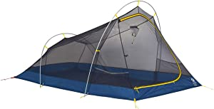 Sierra Designs Clip Flashlight 2 Person Backpacking Tent – Easy Setup with a Lightweight, Compact Design for Biking