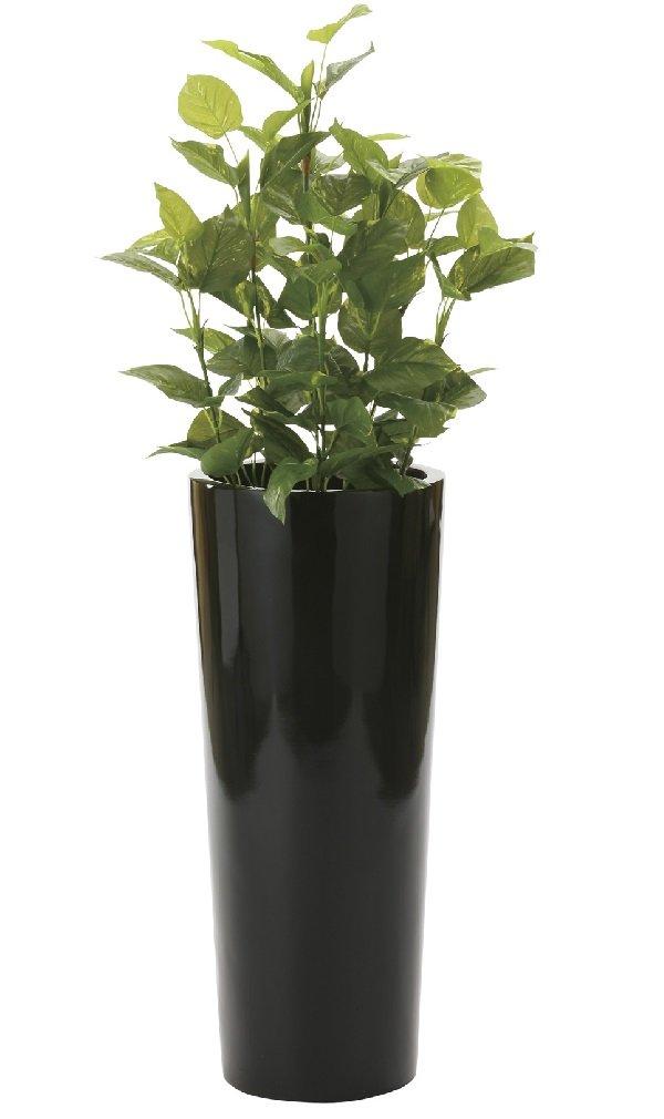 観葉植物 造花 「ポトス 140cm /プレミアム鉢仕様」 光触媒(空気清浄) インテリアグリーン B06VWCLF52