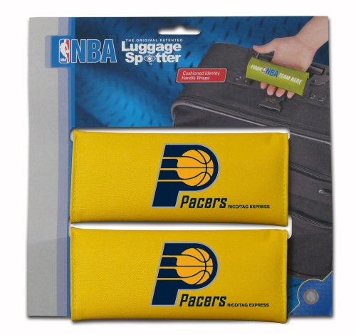 NBA Indiana Pacers Single Luggage Spotter by Rico