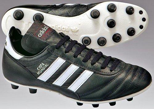 competitive price 682dd a7d85 adidas Copa Mundial, Botas de fútbol para Hombre, Blanco (Ftwbla Negro  000), 51 1 3 EU  Amazon.es  Zapatos y complementos