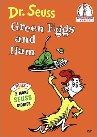 Amazon.com: Dr. Seuss - Green Eggs and Ham: Dr Seuss: Movies & TV