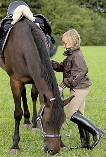 United Sportproducts Germany USG 12150001–438–204 Happy Boot bottes d'équitation noir taille 38, extra large, H 42. 5/W 39