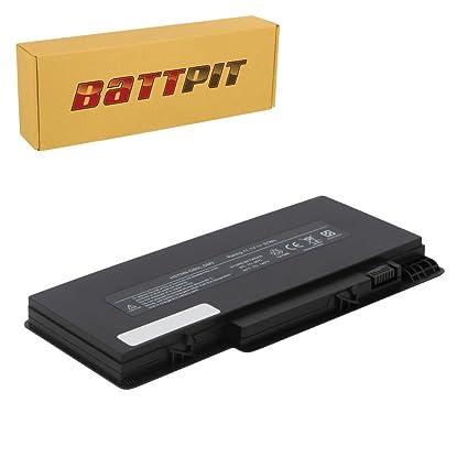 Battpit Recambio de Bateria para Ordenador Portátil HP Pavilion dm3-1120es (57wh)