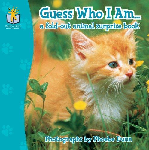Guess Who I Am...: a fold-out animal surprise book pdf epub