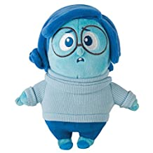 TOMY Inside Out Small Plush, Sadness