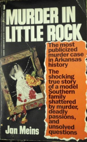 - Murder in Little Rock by Jan Meins (1990-01-03)
