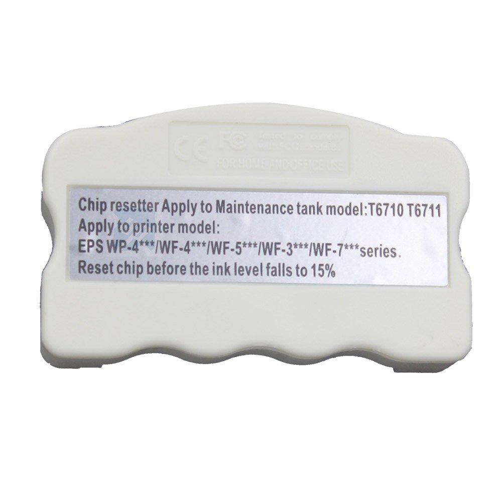 uniprint 1pieza T6710 t6711 residuos/depósito de mantenimiento ...