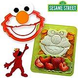 Sesame Street Elmo Crust Sandwich Bread Cutter Cutt'R