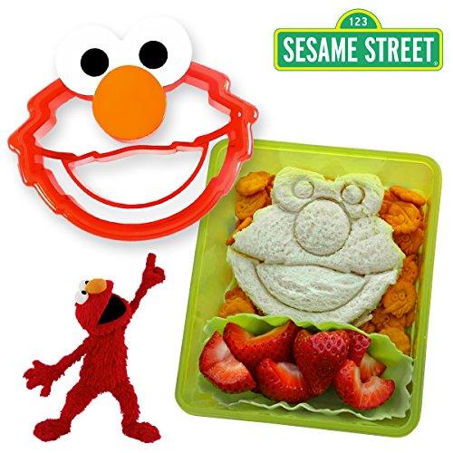 Sesame Street Crust Sandwich Cutter