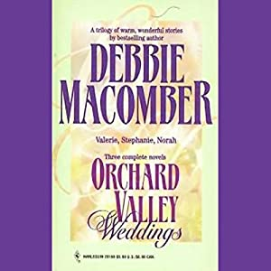 Orchard Valley Weddings Audiobook