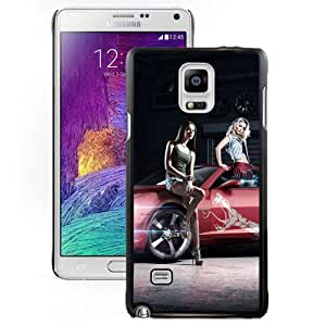 World Of Speed Durable High Quality Samsung Note 4 Case
