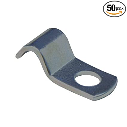 0e230ea63240 Sigma Electric ProConnex 44720 NM/SE One-Hole Midget Strap 3/16-Inch,  50-Pack - Conduit Fittings - Amazon.com